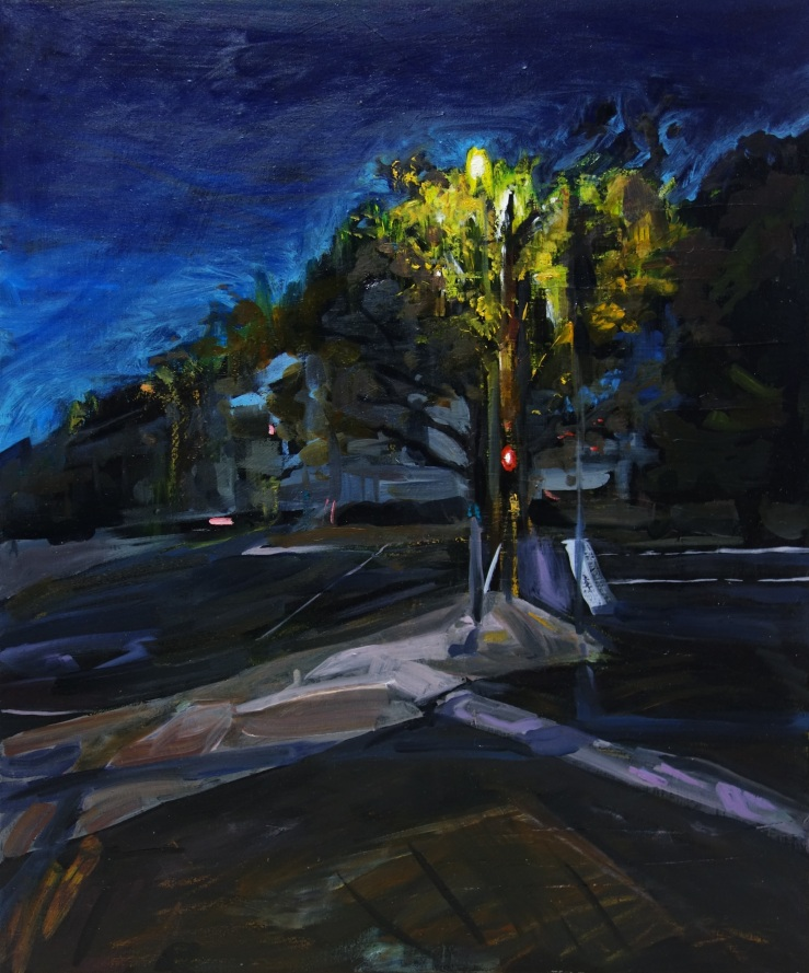 Sarah Summers, 'A night tree' 2018
